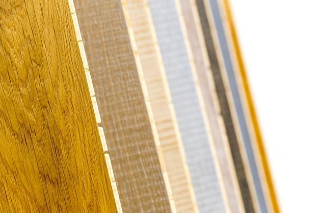 Diverses Planches De Bois Photo Premium