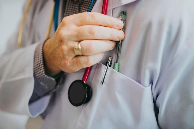 Docteur, chercher, stylo Photo gratuit