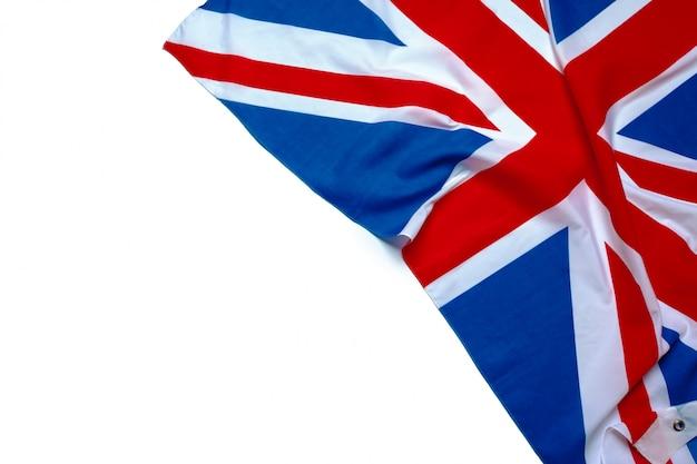Drapeau britannique, drapeau britannique Photo Premium