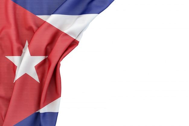 Drapeau De Cuba Photo Premium