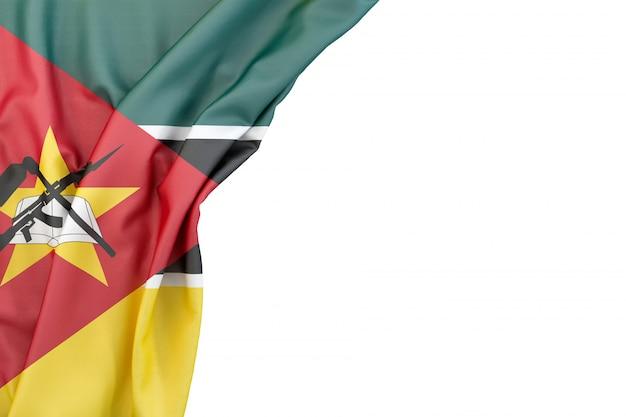 Drapeau Du Mozambique Photo Premium