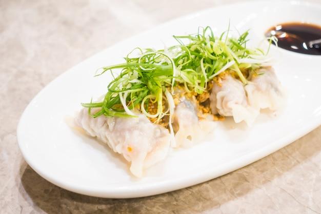 Dumpling et dim sum Photo gratuit