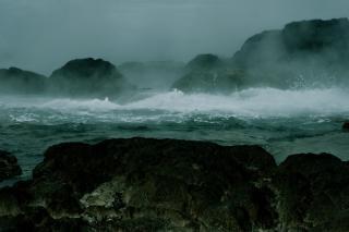 L'eau Répond à L'océan, Grésillement Photo gratuit