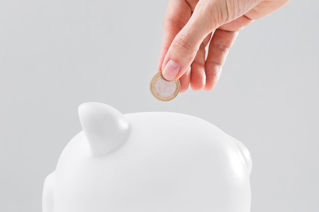 Économies En Tirelire Photo gratuit