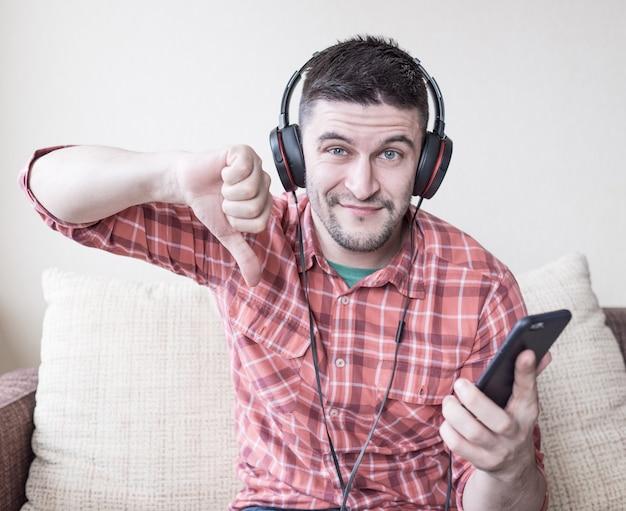 Écouter De La Musique Photo Premium