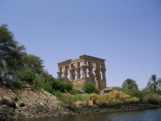 L'egypte, le nil Photo gratuit