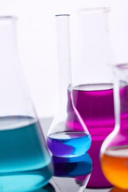 Éléments chimiques Photo gratuit