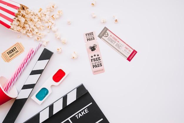 Éléments de cinéma Photo gratuit