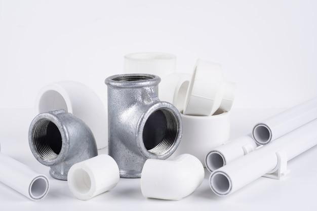 Ensemble D'accessoires Sanitaires Photo Premium