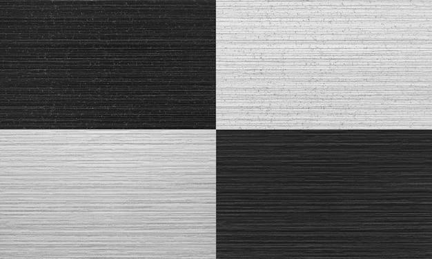 Ensemble de quatre rayures plaster texture Photo gratuit