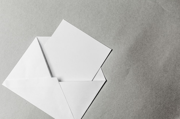 Enveloppes vierges Photo Premium