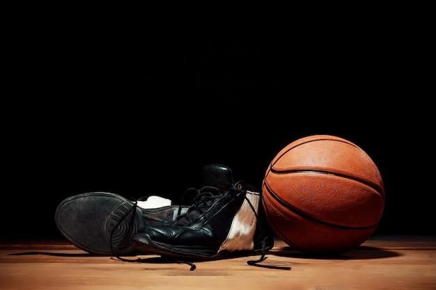 L'équipement De Basket Photo gratuit