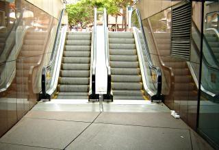 Escaliers, Tunnel Photo gratuit