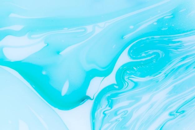 Espace de copie bleu vagues abstraites Photo gratuit