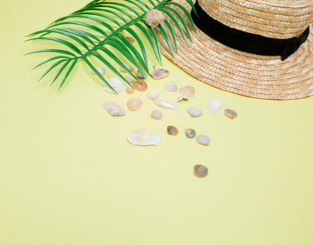 Espace Vacances D'été Photo Premium