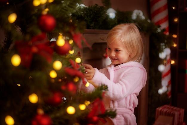 C'est Un Moment Spécial Pour Les Petits Enfants Photo gratuit
