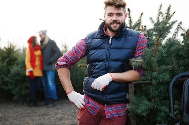 C'est La Période Chaude De Noël Photo gratuit