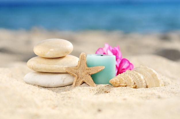 Été à la plage Photo Premium