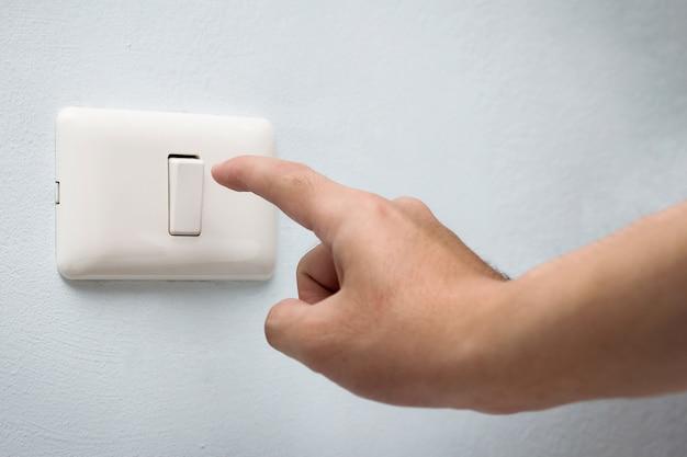 Éteindre les lumières Photo gratuit