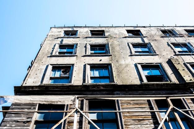 Extérieur du bâtiment d'istanbul Photo gratuit