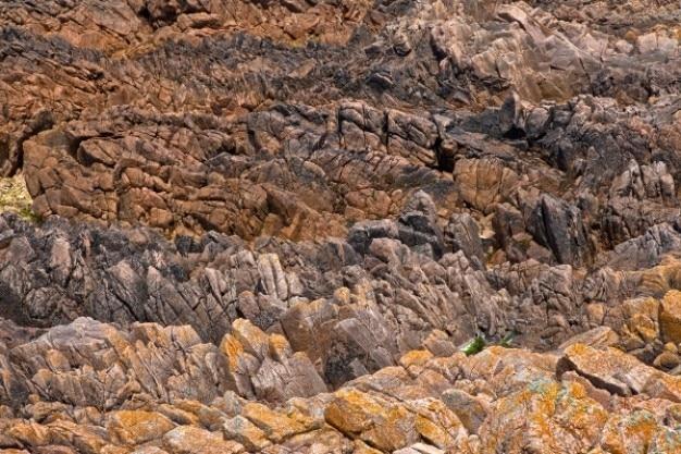 Falaise hdr texture des roches Photo gratuit