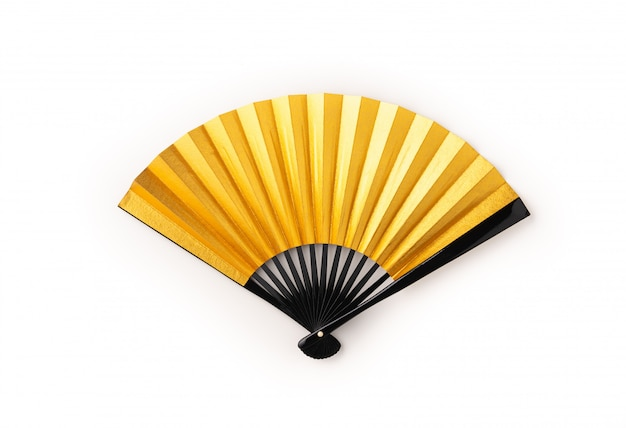 Fan japonais traditionnel Photo Premium