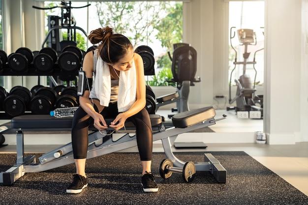 salle fitness femme