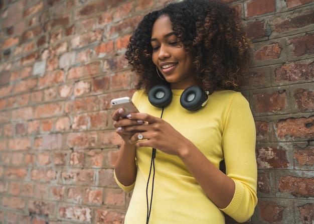 Femme, Utilisation, Téléphone Portable Photo gratuit