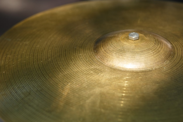 Fermer la plaque du tambour. Photo Premium