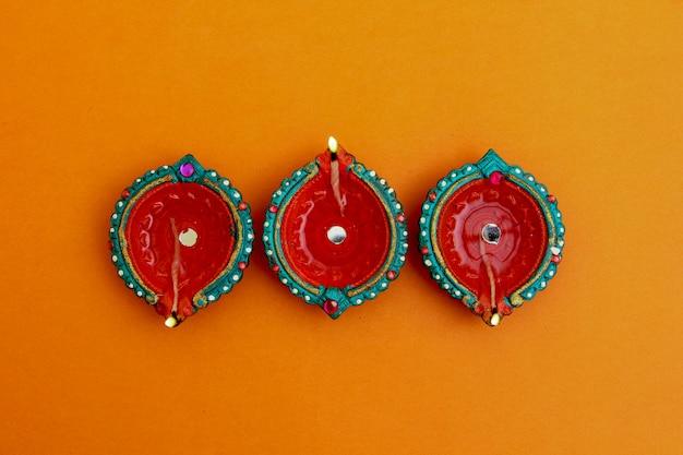 Festival indien diwali Photo Premium