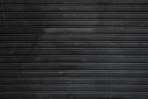 Feuilles profilées noires Photo gratuit