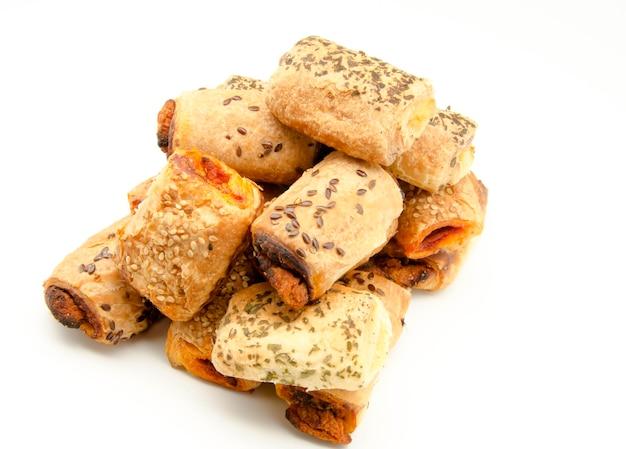 Feuilletés pâtisseries Photo Premium