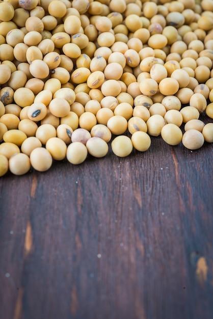 Fèves de soja Photo gratuit