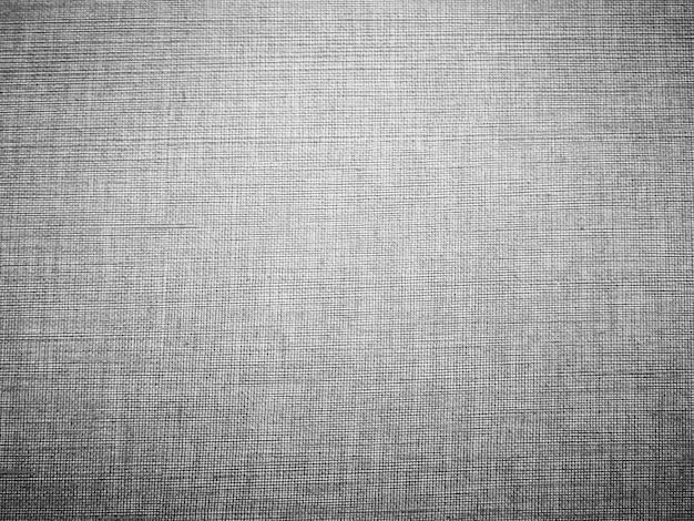 Fibres de tissu de fond noir Photo Premium