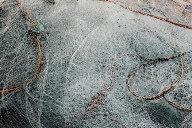 Filet de pêche en filet Photo gratuit