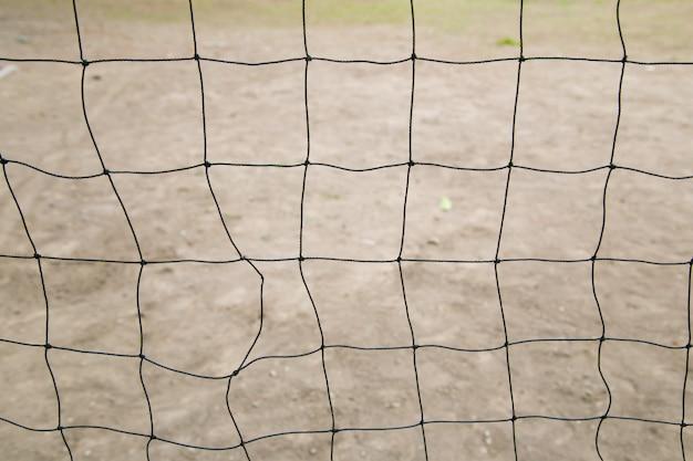 Filet de volleyball Photo Premium