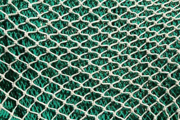 Filets et engins de pêche dans le port d'andratx de majorque Photo Premium