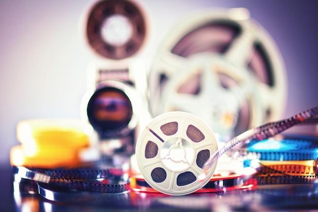 Film de film 8mm Photo Premium