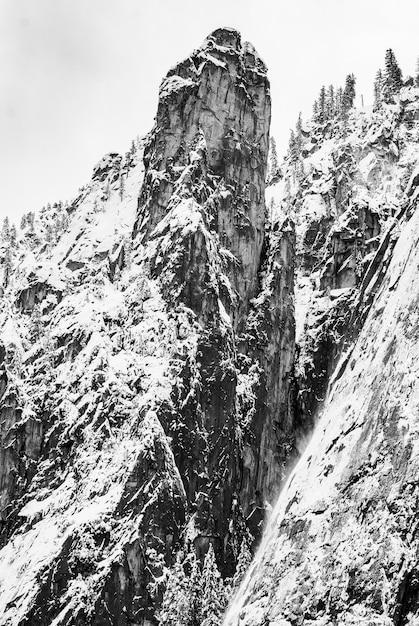 Flèches De La Cathédrale; Parc National De Yosemite Photo gratuit