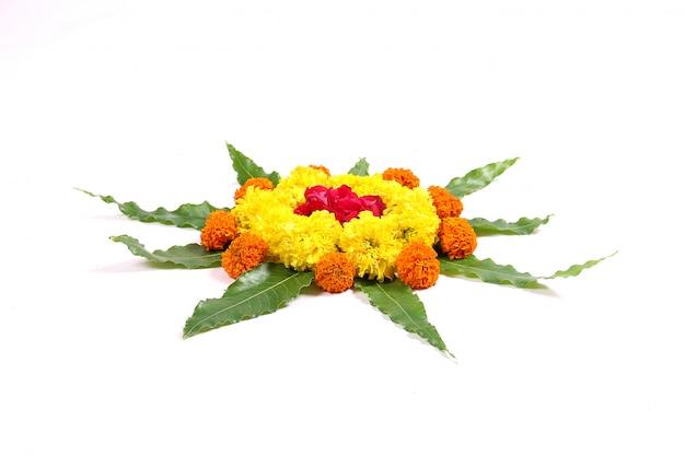 Fleur de souci Photo Premium