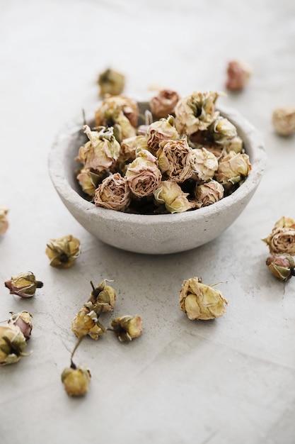 Fleurs Séchées Photo gratuit