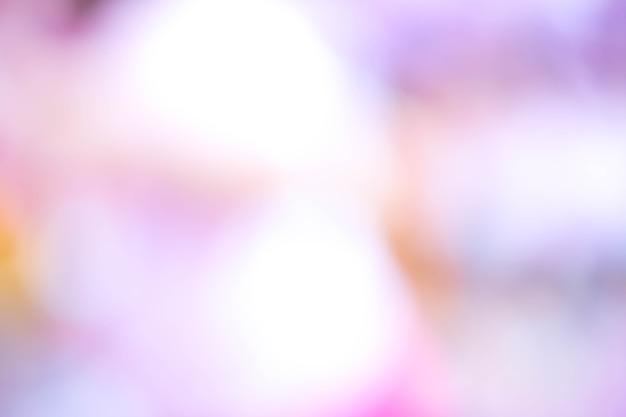 Flou abstrait léger dégradé rose doux pastel couleur fond d'écran. | Télécharger des Photos Premium