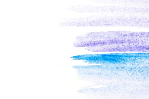 Fond aquarelle peinte à la main Photo gratuit