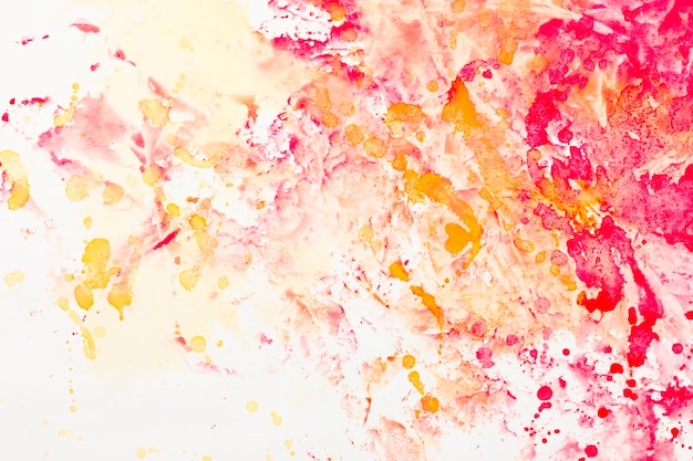 Fond aquarelle splash Photo gratuit