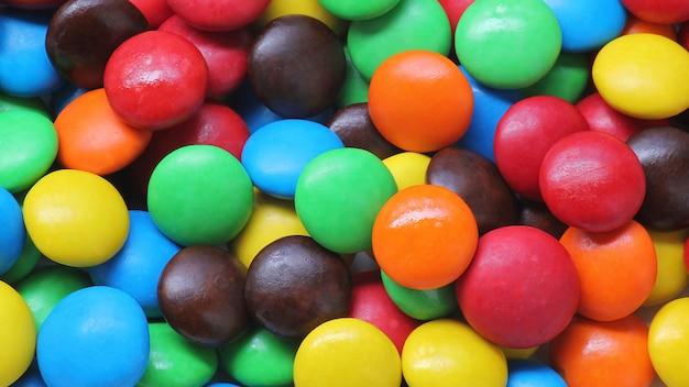 Fond de belle candy Photo Premium