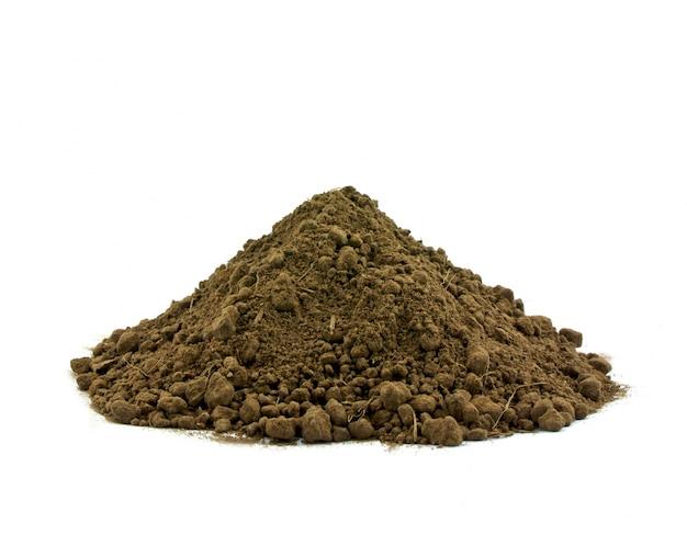Fond blanc bio poussière climatique Photo gratuit