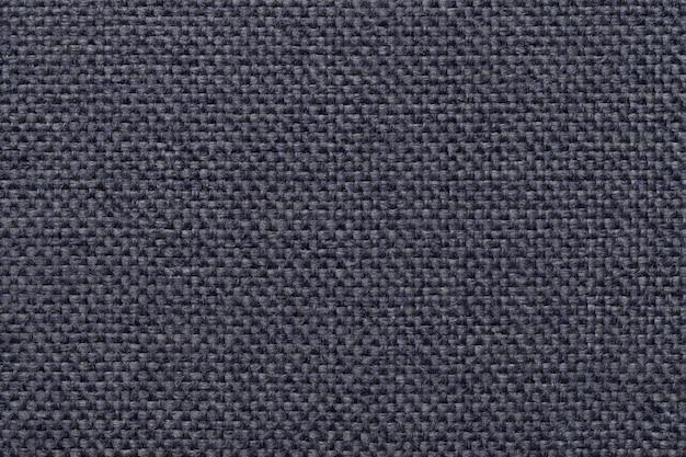 Fond bleu avec damier tressé, gros plan. Photo Premium