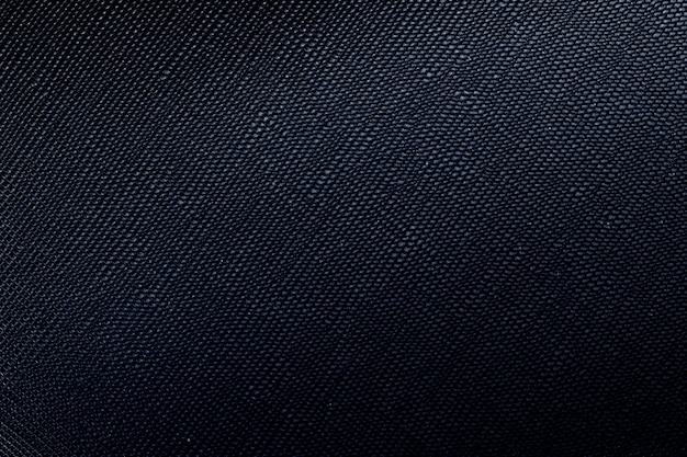 Fond bleu en tissu tissé Photo gratuit