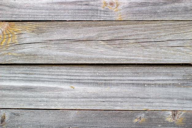 Fond En Bois Fait De Vieilles Planches. Photo Premium