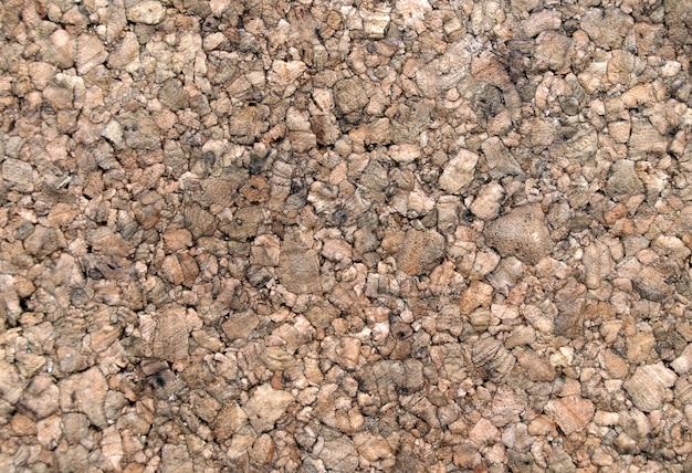 Fond bois de liège brun Photo Premium